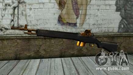 Nitro Rifle for GTA San Andreas