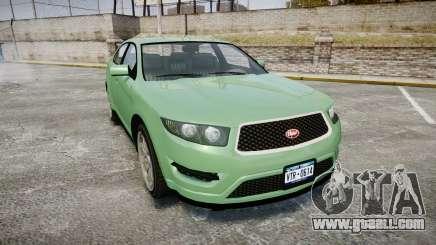 GTA V Vapid Taurus for GTA 4