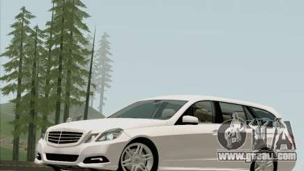 Mercedes-Benz E250 Estate for GTA San Andreas