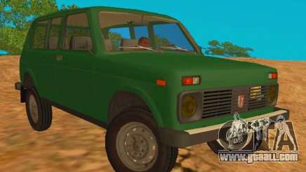 VAZ-2129 Niva 4x4 for GTA San Andreas