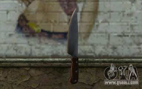 Kitchen Knife (DayZ Standalone) for GTA San Andreas