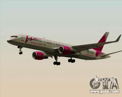 Boeing 757-230 VIM Airlines (VIM) for GTA San Andreas
