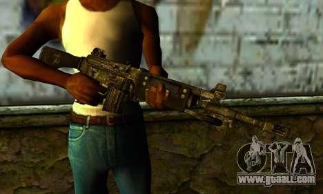 Dawn Patrol from Gotham City Impostors for GTA San Andreas third screenshot