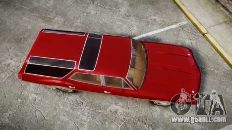 Oldsmobile Vista Cruiser 1972 Rims1 Tree2 for GTA 4 right view