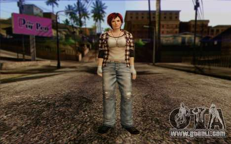 Mila 2Wave from Dead or Alive v9 for GTA San Andreas
