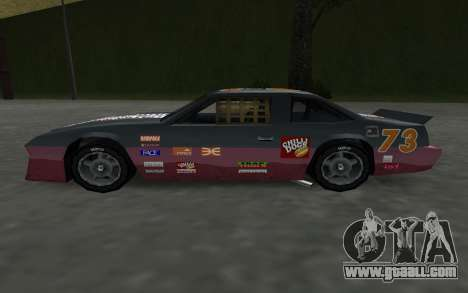 New decals and non Hotring for GTA San Andreas right view