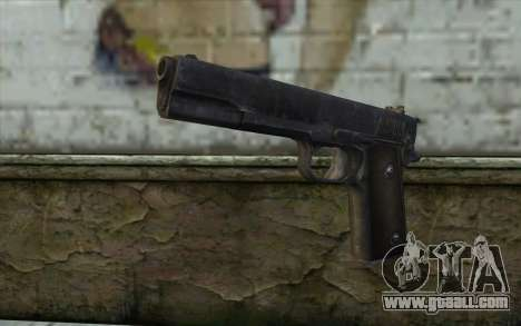 M1911 from Battlefield: Vietnam for GTA San Andreas