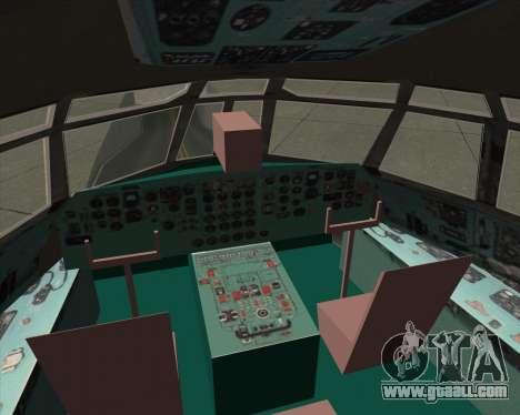 IL-76TD ALROSA for GTA San Andreas interior