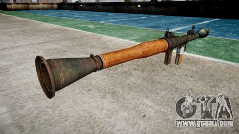 Handheld antitank grenade (RPG) for GTA 4 second screenshot