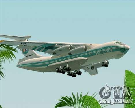 IL-76TD ALROSA for GTA San Andreas right view