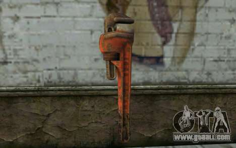 Wrench (DayZ Standalone) for GTA San Andreas