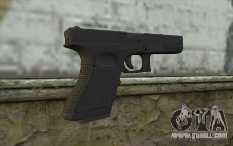 Glock 18C for GTA San Andreas second screenshot