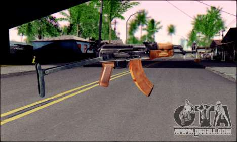 ACMs from ArmA 2 for GTA San Andreas second screenshot