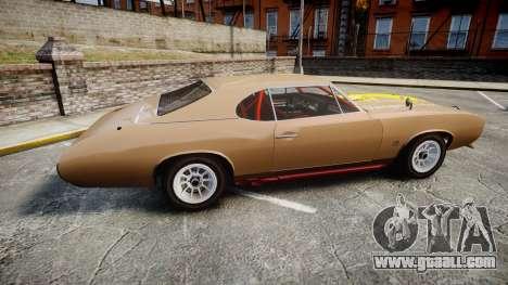 Classique Stallion 2Gen for GTA 4 left view