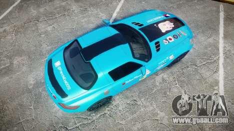 Mercedes-Benz SLS AMG v3.0 [EPM] Kotori Minami for GTA 4 right view
