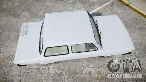 ZAZ-968 for GTA 4 right view
