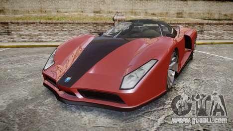 GTA V Grotti Cheetah for GTA 4