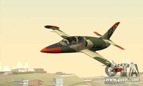 Aero L-39C for GTA San Andreas