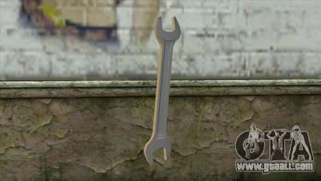 Wrench from Unity3D for GTA San Andreas
