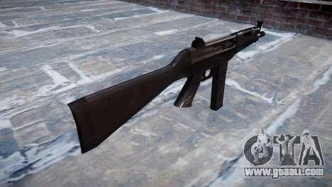 Gun Taurus MT-40 buttstock1 icon1 for GTA 4 second screenshot