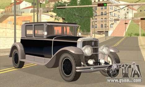 Albany Roosevelt for GTA San Andreas