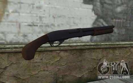 Remington 870 v2 for GTA San Andreas second screenshot