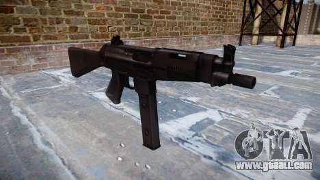 Gun Taurus MT-40 buttstock1 icon1 for GTA 4