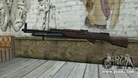 СКС from Insurgency for GTA San Andreas