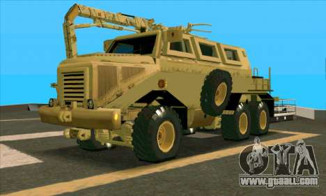 Bonecrusher Transformers 2 for GTA San Andreas