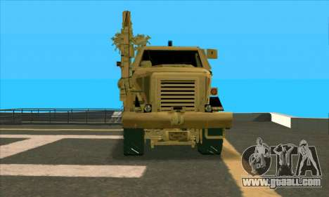 Bonecrusher Transformers 2 for GTA San Andreas right view