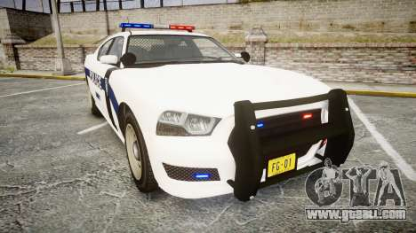 GTA V Bravado Buffalo Liberty Police [ELS] for GTA 4