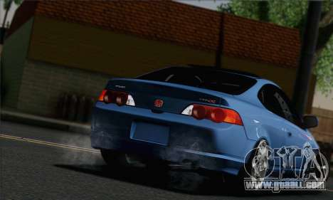 Honda Integra DC5 Stance for GTA San Andreas right view