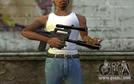 Гроза from Half - Life Paranoia for GTA San Andreas third screenshot