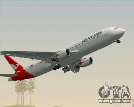 Boeing 767-300ER Qantas (New Colors) for GTA San Andreas