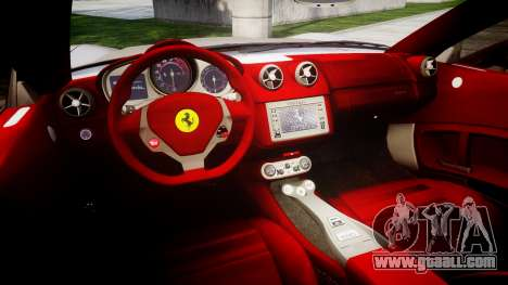 Ferrari California [EPM] for GTA 4 inner view