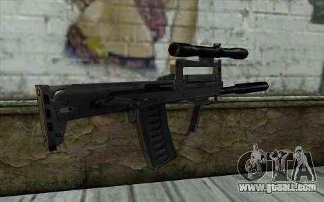 Гроза from Half - Life Paranoia for GTA San Andreas second screenshot