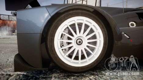 Lola B12-80 for GTA 4 back view