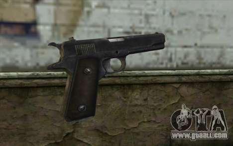 M1911 from Battlefield: Vietnam for GTA San Andreas second screenshot