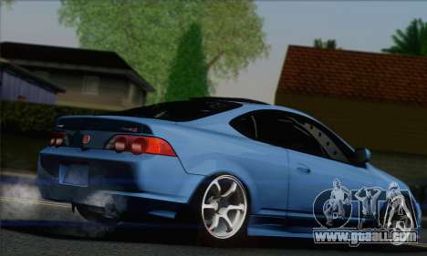 Honda Integra DC5 Stance for GTA San Andreas left view