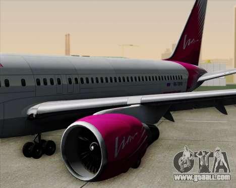 Boeing 757-230 VIM Airlines (VIM) for GTA San Andreas