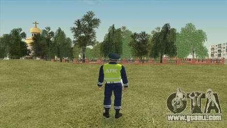 Sub-inspector DPS for GTA San Andreas second screenshot