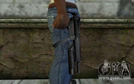 Carrots from Half - Life Paranoia for GTA San Andreas third screenshot