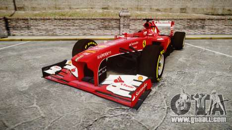 Ferrari F138 v2.0 [RIV] Alonso TSD for GTA 4