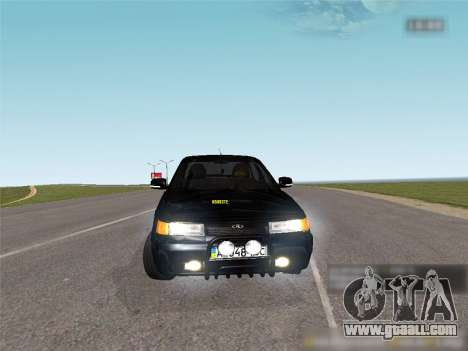 VAZ 2110 XN for GTA San Andreas