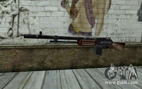 BAR-1918 from Day of Defeat for GTA San Andreas