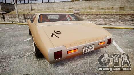 Classique Stallion 2Gen for GTA 4 back left view