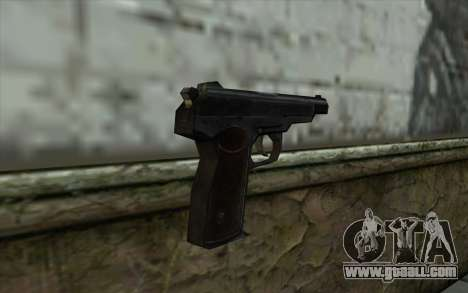 АПС from Half - Life Paranoia for GTA San Andreas second screenshot