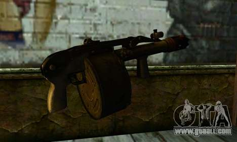Shotgun from Gotham City Impostors v2 for GTA San Andreas second screenshot