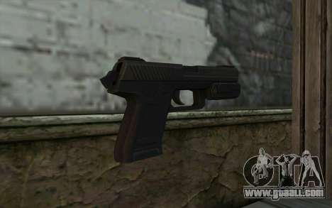Pistol from Deadpool for GTA San Andreas second screenshot
