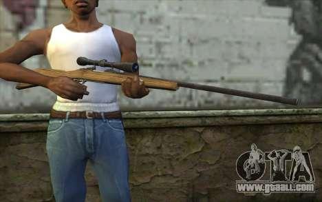M40 from Battlefield: Vietnam for GTA San Andreas third screenshot
